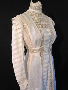 Edwardian Summer Dress