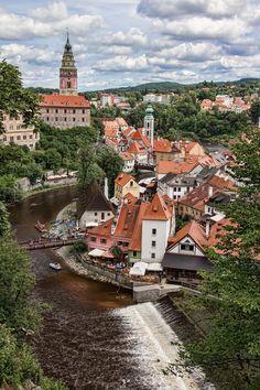 Český Krumlov the perfect day trip from Prague