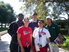 "My ""original"" Physical Education Crew at Gompers Charter Middle School (now Gompers Preparatory Academy)"