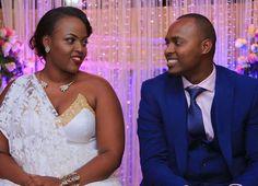 Mrs. & Mr. ✨Please tag them. #burundiweddings #wedding #dowry #burundi #burundian #imvutano #love