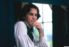 Christian Bale in Little Women