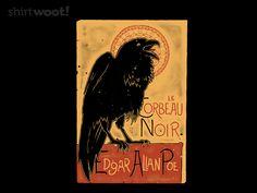 Le Corbeau Noir for $10