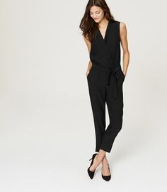 3ecbf623ef7e Thumbnail Image of Primary Image of Wrap Jumpsuit
