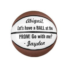 Prom or HOCO Proposal Cute Funny Promposal Idea Mini Basketball - tap/click to get yours right now! #MiniBasketball #propose #to #girlfriend #or #boyfriend, Asking To Homecoming, Homecoming Proposal, Healthy Mcdonalds Options, Mcdonalds Recipes, Healthy Options, Mcdonalds Funny, Hoco Proposals, Promposal, Dance Humor