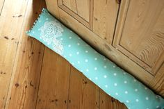 How to Make a Simple Draft Excluder http://ao.com/life/home/crafts/how-to-make-a-simple-draft-excluder/