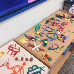 Bichos con plastilina Kids Rugs, Home Decor, Play Dough, Blue Prints, Decoration Home, Kid Friendly Rugs, Room Decor, Home Interior Design, Home Decoration
