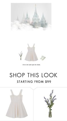 """The castle upon my dreams"" by nymphetdream ❤ liked on Polyvore featuring Retrò"
