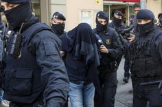Spanish police have arrested nine Muslim terrorists in connection with recent deadly terror attacks in Belgium and France. Police said the arrested were one Spaniard and eight Moroccans living in C…
