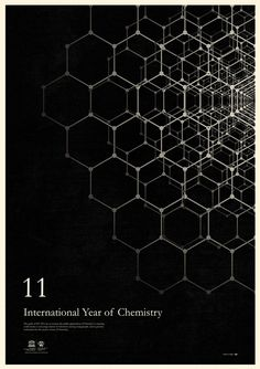 International Year of Chemistry | David Airey, graphic designer