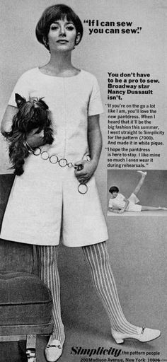 vintage designer clothing ads   Clothes/ Fashion Ads of the 1960s