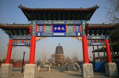 Zhengding , Hebei, China