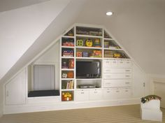 contemporary-wall-cabinets-for-attic-bedroom-with-chic-looking-1024x766.jpg (1024×766)