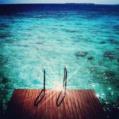 ahhhh...the ocean.