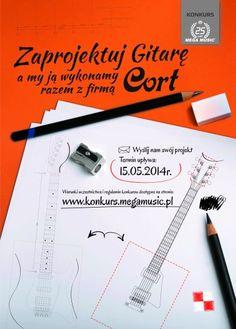 Zaprojektuj swoją gitarę Cort - TopGuitar.pl