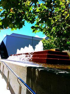 Fountains at Yerba Buena Gardens