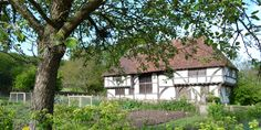 Weald and downland buildings