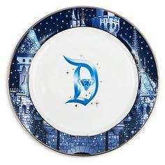 Disneyland Diamond Celebration Dinner Plate | Disney Store