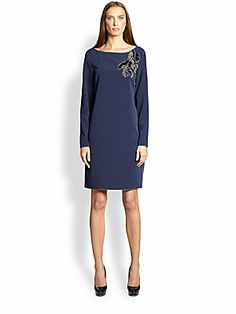 Piazza Sempione - Beaded Dress. Womens Cocktail DressesCocktailsCocktail ... f0c24d596