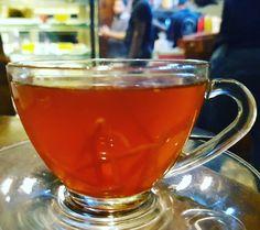 Spiced Mandarin Tea at @thenutcrackermumbai with @shashinvalia @yutidalal  #Mumbai  #MumbaiFood  #MumbaiFoodLovers  #MFLClub  #Nutcracker  #NutcrackerMumbai