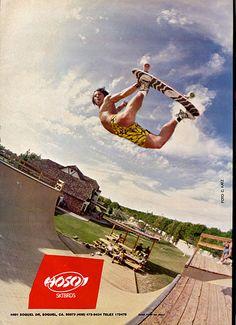 Hosoi advert, Transworld Skateboarding