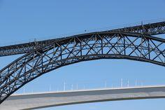 sous les ponts de Porto