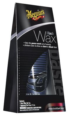 Best wax for dark colors!  Love this stuff. Depend color and helps with swirls in dark paint. Meguiar's G6207 Black Wax Paste - 7 oz.