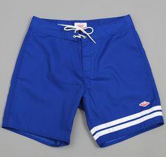 BATTENWEAR: Board Shorts, Royal