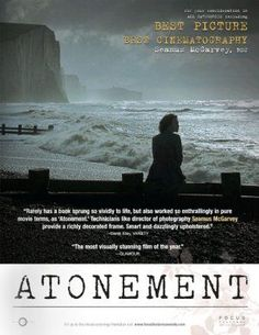 Seamus Mcgarvey, Atonement, Cinematography, Cool Pictures, Ads, Display, Pure Products, Gallery, Movie Posters