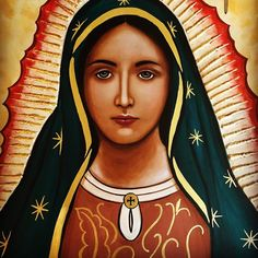 Pray for Mexico 🙏🏼 Religion Catolica, Catholic Religion, Catholic Art, Blessed Mother Mary, Divine Mother, Blessed Virgin Mary, Christ The Good Shepherd, Images Of Mary, Queen Of Heaven