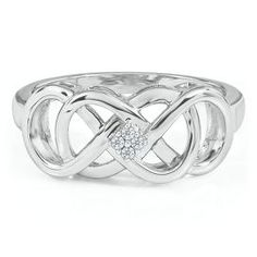 Revenge Infinity ring!!!  INFINITY X INFINITY™  It's obvious that the best TV show should also sell the best accessories :)