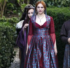 Muhtesem Yuzyil Dress, Hurrem Sultan