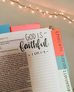 God is faithful. Bible Doodling, Bible Drawing, Bible Verses Quotes, Bible Scriptures, Bible Art, Jesus Quotes, Wisdom Quotes, You Are My Superhero, Bibel Journal