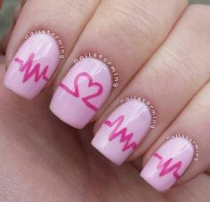 16 Killer Valentine's Day Nail Art and Ideas!