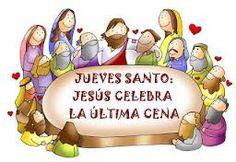 Sergio E. Valdez Sauad: JUEVES SANTO  Juan 13,1-15.