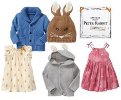 Peter Rabbit for Baby Gap Collection