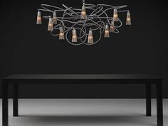 Sultans of Swing Suspension Light by William Brand, Annet van Egmond for Brand van Egmond