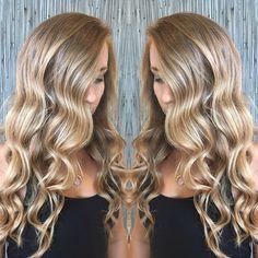 Blonde colormelt