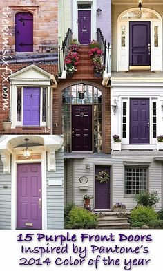 Top Modern Bungalow Design   Pinterest   Front doors, Doors and Curb ...
