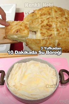 Cooking Recipes, Healthy Recipes, Turkish Recipes, Kefir, Savoury Cake, Food Preparation, Good Food, Food And Drink, Foodies