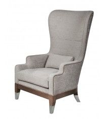 Sku 8295 High Back Custom Occasional Chair Hospitality