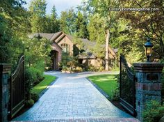 LHM Oregon/SW Washington - Custom built in 2005 on approx 1.12 *acres, this gated estate features exquisite gardens designed by Kirisu. The approximately 6200* square foot main house boasts open floor plan with sumptuous main level master, library paneled in African mahogany, 3 additional bedroom suites & media/game room complete with in-home theater & wet-bar. The approximately 1200*square foot pool house doubles as a guest house & entertainment mecca with spa, waterfall...