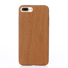 Slim Wooden Pattern iPhone 7 Cover