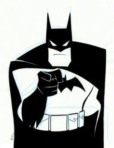by Bruce Timm.