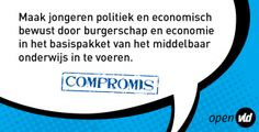 politiek en economie