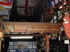 Bar Hamburgo, el hogar de navegante alemán, en Valparaíso... y más cosas.