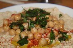 Hummus Thermomix - Paté de garbanzos
