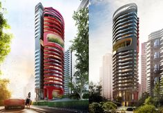 Pininfarina to design a 22-storey luxury residential tower in Singapore