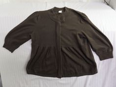 Gap Button Up Cotton Size Large Womens Sweater All Seasons and Everyday #GAP #Crewneck