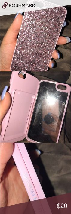 iPhone case for 6! NEW PINK Victoria's Secret Accessories Phone Cases