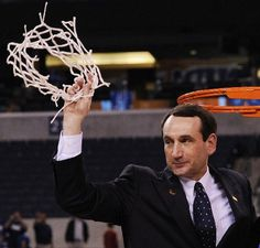 Coach K.  Love what he stands for and how he holds himself together.